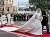 Albert of Monaco and Charlene Wittstock Religious Wedding Principality of Monaco on the 02 july 2011MONACO Princely WEDDING©Piovanotto/SGPid 57726