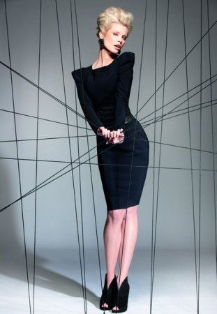 release date: 6460b 0af57 Christies presenta Shape Dress gli abiti glamour che non si ...