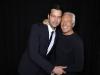 Ricky Martin e Giorgio Armani