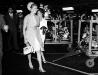 Poissy ( Francia ) -  24 / 06 / 1964Nella foto: il Principe Alberto di Liegi e la Principessa Paola in visita alle officine della SimcaPh. Agip / FARABOLAFOTO