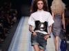 Frankie Morello sfilata moda donna primavera estate 2010