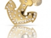 le-monde_anchor-earring_14264g