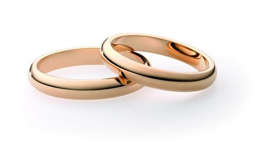 scarpe di separazione d91ad 37489 Le nuove fedi in oro e diamanti   Moda è Donna