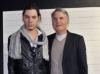 Roberto Amede e Massimo Rebecchi