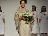 Raffaella Curiel alta moda Roma 2011 - Foto di Graziano Ferrari