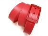 Cintura Tie Ups Basic rossa