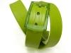 Cintura Tie Ups Basic verde