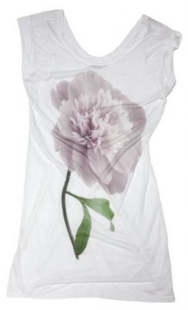 Un mazzo di fiori sulle t shirt di purotatto moda donna for Come costruire un mazzo sul retro portico