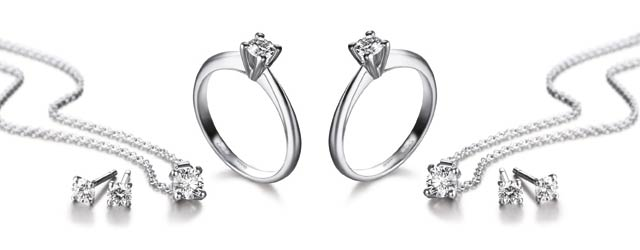 L'amore eterno si giura con un gioiello Platinum