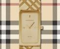 Il rigore degli orologi Burberry