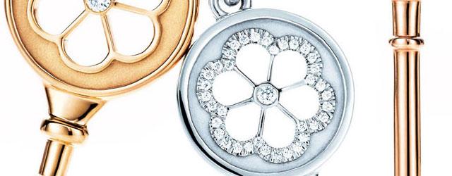 Tiffany Keys Collection: una chiave per gioiello