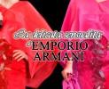 La delicata sensualità di Emporio Armani