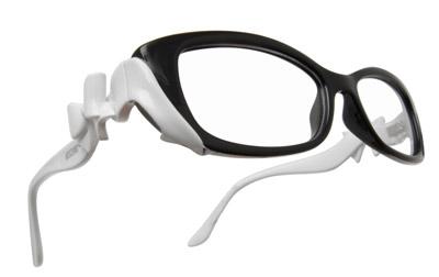 Occhiali da vista Moschino Mod. mo08002 bianco nero