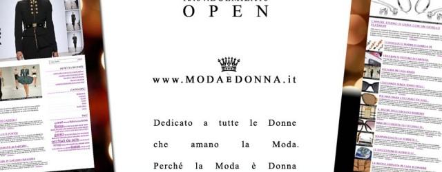 Modaedonna.it: Quando la Moda è solo Donna