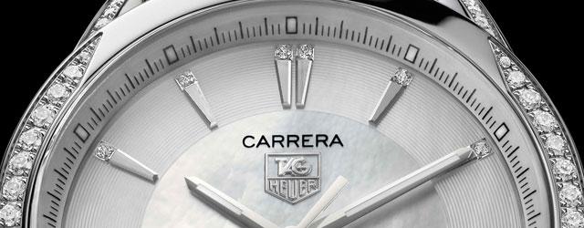 Gli orologi da donna secondo TAG Heuer