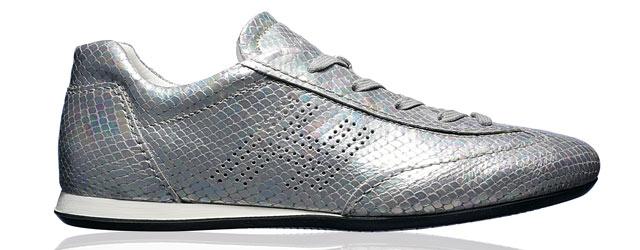 I bagliori lunari delle scarpe Hogan