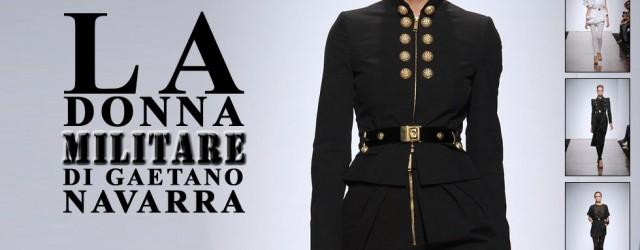 La donna militare di Gaetano Navarra