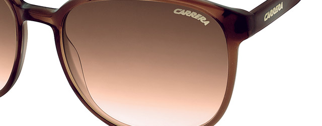 Il glamour degli occhiali da sole Carrera