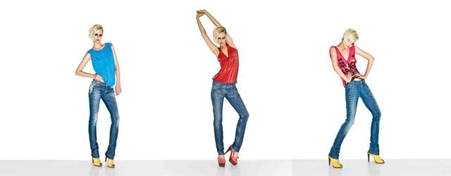 I nuovi jeans di Miss Sixty