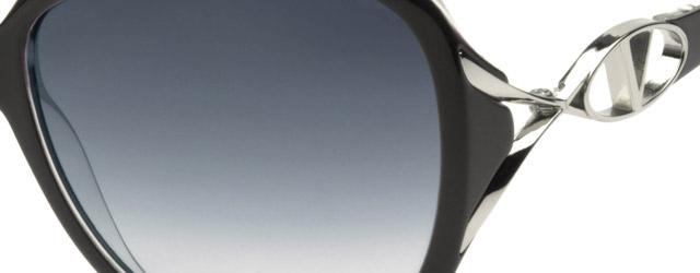 Gli occhiali da sole di Valentino guardano agli anni '70