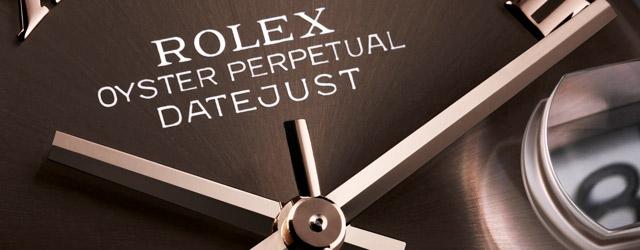 La precisione dell'Oyster Perpetual Datejust lady di Rolex