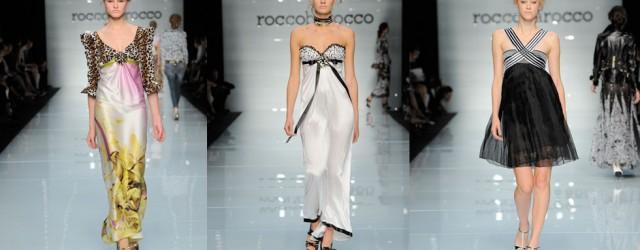Roccobarocco presenta la moda in libertà