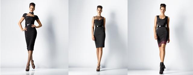 La petite robe noir di Wolford