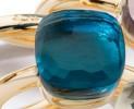 L'anello Nudo di Pomellato si arricchisce di nuovi colori