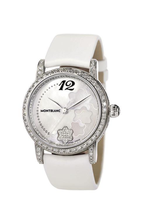 Orologio Mont Blanc Ministar Lady Chronograph