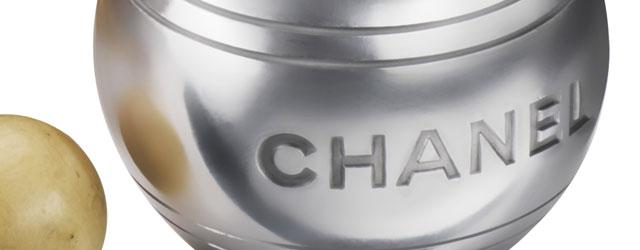 Cosa c'è di più chic delle bocce firmate Chanel?