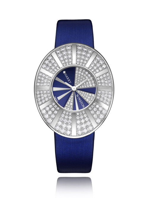 Orologio Talk to Me Limited Edition Harry Winston