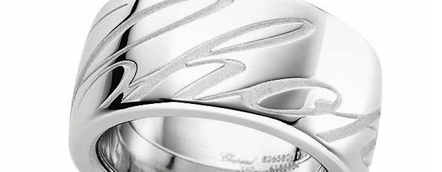Chopard anelli o ciondoli?