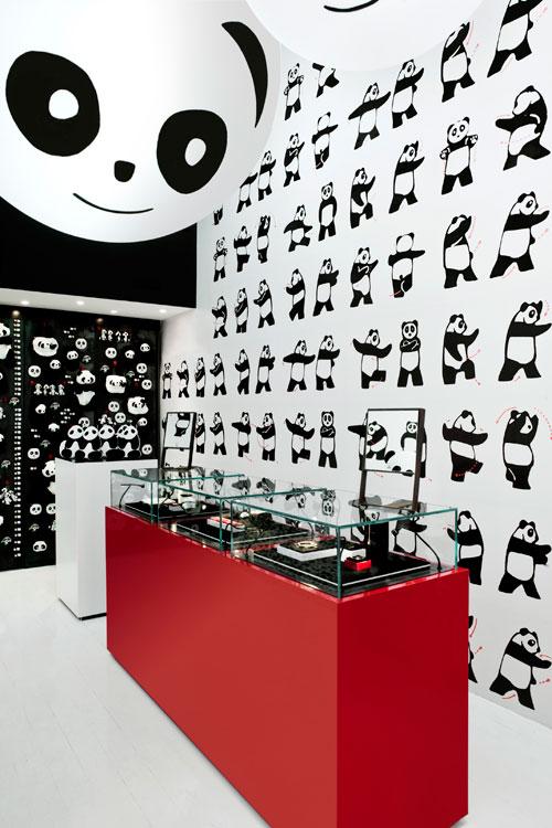 Temporary Store Dodo Milano