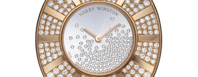 Harry Winston presenta il nuovo orologio Talk To Me