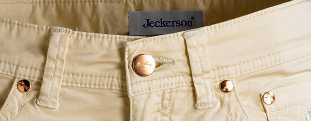 La femminilità dei pantaloni Jeckerson