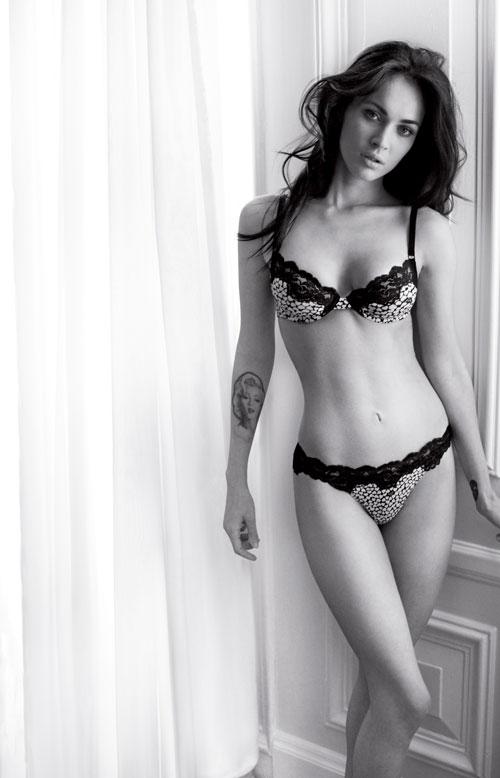 Megan Fox per Armani