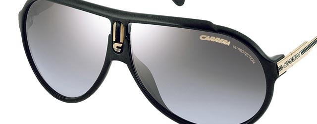 Gli occhiali Carrera sono sempre di moda
