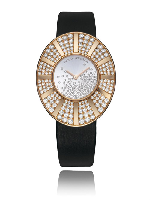 Orologio Talk to Me Harry Winston