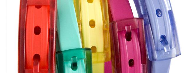 Tie-Ups la cintura dai mille colori