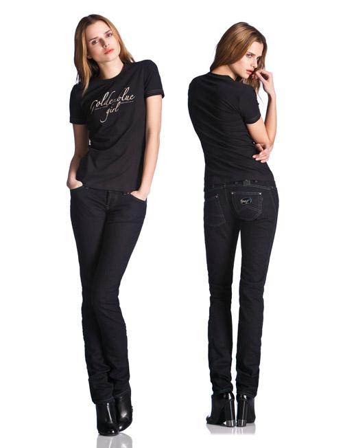 Armani Jeans da donna Goldenblue