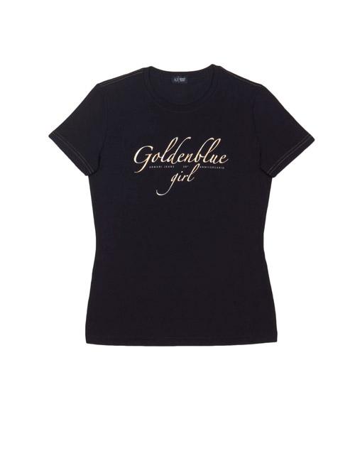 Armani Jeans Goldenblue la maglietta in omaggio