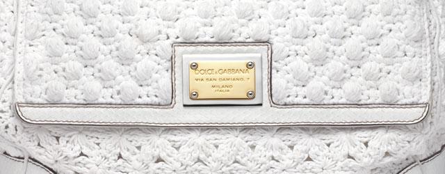 L'amore per la Sicilia nella borsa Miss Sicily di Dolce&Gabbana