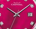 I colori sorbetto degli orologi Capital