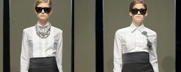 Gli indispensabili del guardaroba: la camicia bianca