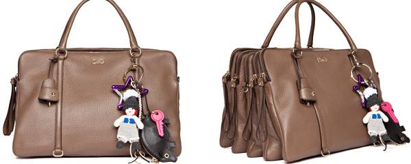 Nuova borsa icona di D&G Lily Twist
