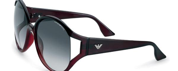 In anteprima i nuovi occhiali da sole di Emporio Armani