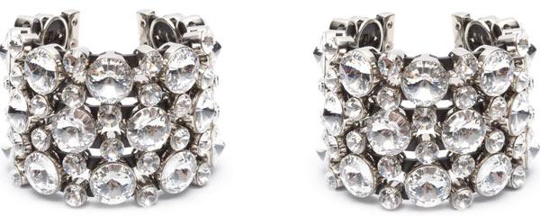 Le brillanti armature gioiello di Giuseppe Zanotti Design