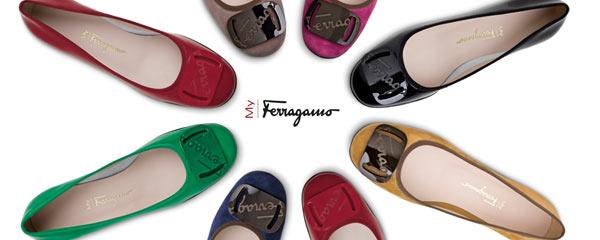 Il glamour della linea My Ferragamo