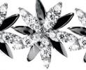 Il black & white dei gioielli Stroili Oro