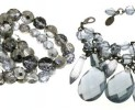 La lucentezza del cristallo nei bijoux Clotilde Silva